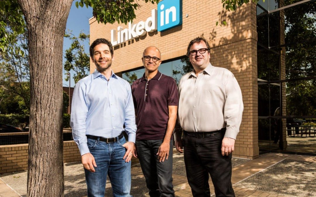 LinkedIn's Acquisition: A B2B Marketer's Thoughts